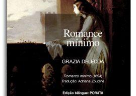 Romance mínimo, de Grazia Deledda