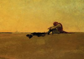 Marooned, Howard Pyle
